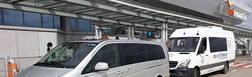 Transfer transport aeroport