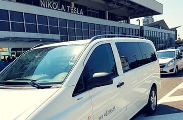 transfer transport aeroport timisoara belgrad